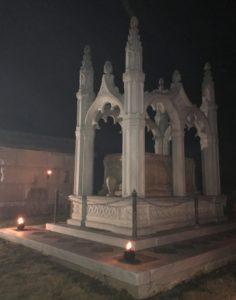 Mausoleum Row, Mount Mora Cemetery, St. Joseph, Missouri