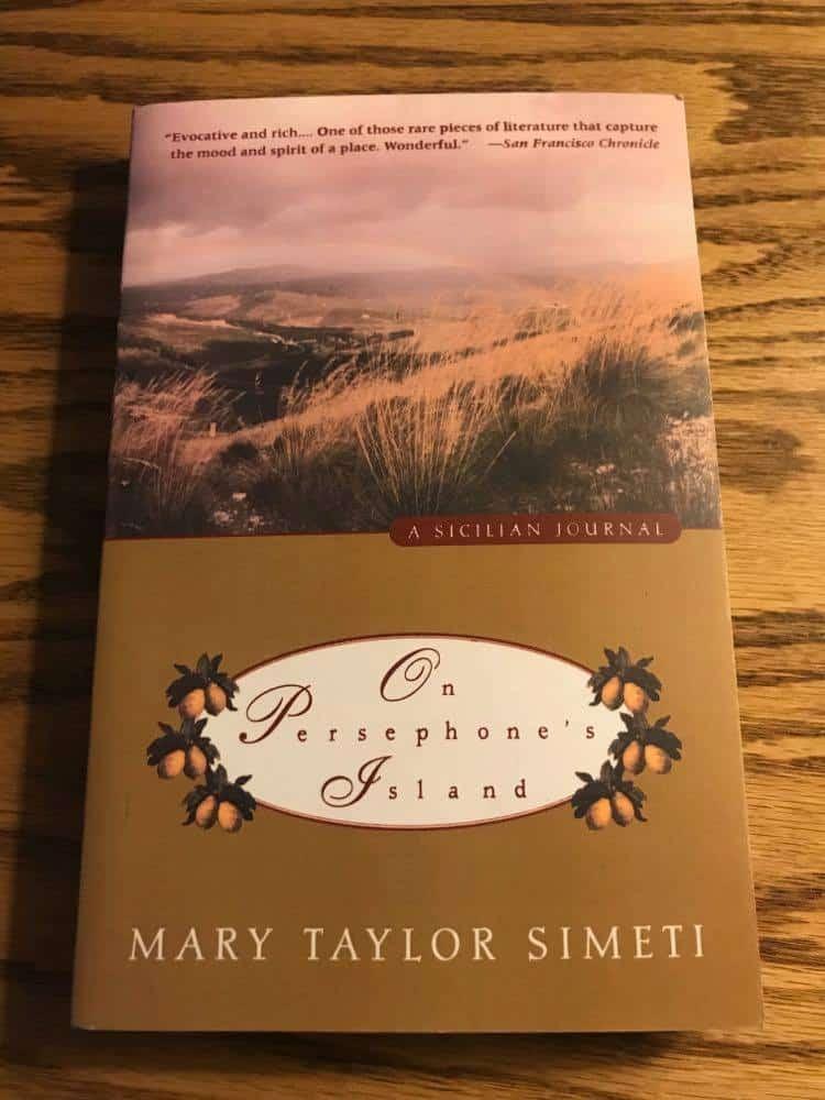Mary Taylor Simeti's On Peresephone's Island