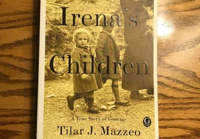 Tilar J. Mazzeo's bestselling story of Irena Sendler's work with Polish children in Warsaw's ghetto during Hitler's regime